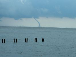 Waterspout by Windaria