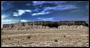 Cabezon Mesa by ChimpyJay