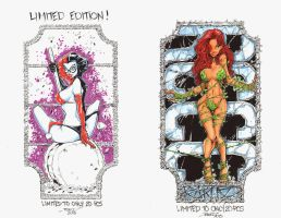 Rose City Comic Con EXCLUSIVES by rantz