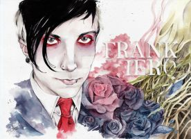 FRANK IERO by abusedmember