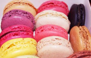 Macaroons by Happysmitten