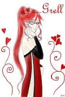 Lady Grell by anko86