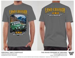 land cruiser by widjana