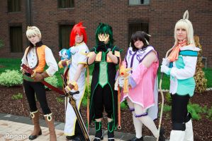 Anime STL: Tales of the Abyss by Malindachan