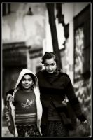Two Sisters by PortraitOfaLife