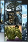 Green Noise page2 by VinRoc