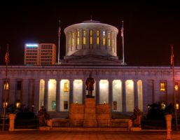 Ohio State Capital Building by ZachSpradlin