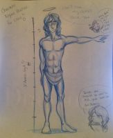 Graphic Novel and Comics Class exercise 1 by Chrissyissypoo19