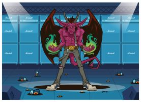 Jersey Devil by Nemons