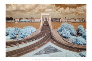 Budapest - IR V by DimensionSeven