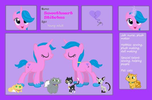 Reference Sheet by nikkifox1019
