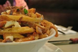 Traditional Poutine by Shinseigo-Takashi