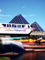 Monorail by wentzxxpete