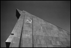 hammer and sickle by pyros