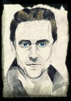 Tom Hiddleston by LIBERTINA8