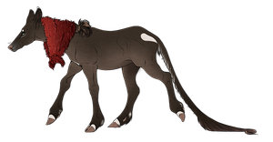 Caoilfhionn | Glenmore | Commoner doe by brytewolf