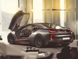 BMW i8 on ADV15mv2 by Danyutz