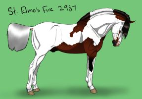 2987 St. Elmo's Fire by S1oane