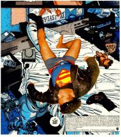 Andrew Superboy Saves The World Again by eriksuperboy