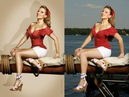 Pin up_BA by annawsw