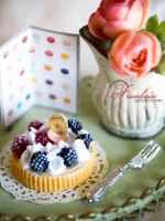 Framboise by PetitDeCherries