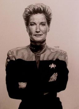 Captain Janeway by RKS82