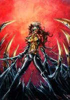 Rogue Symbiote by cric