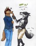 HAPPY BIRTHDAY MIX by Wandering-wolves
