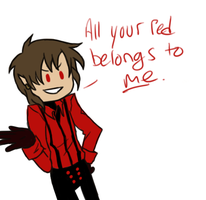 Ken: All your red belongs to me by EuchredEuthanasia