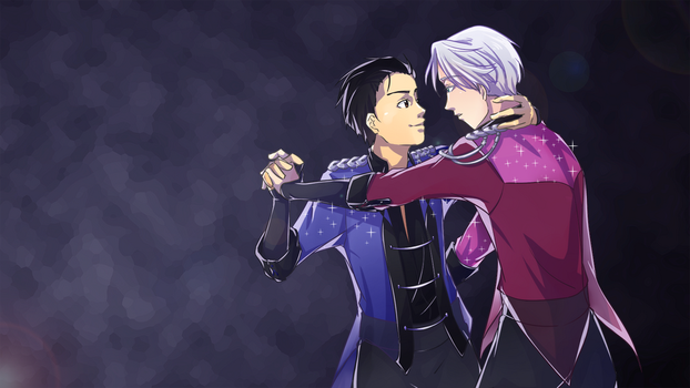 Yuri!!! on ice - Duetto by Kherohi