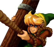 Link's Awakening Introduction by Yuese