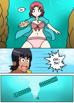 Shallow Sparkly Summer - Page 3 by LiesMan