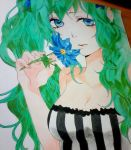 Green by MiriLaura