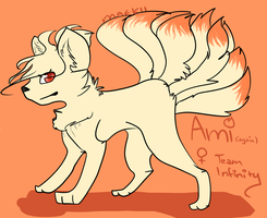 :PMD-EoE: Ami (evolved) by Maekii