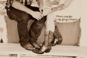 Cowboy Wedding by PicsbyVick