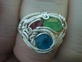 Signature Ring II by FelixDesigns