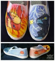 Pokeshoes v2 by Penny-Dragon