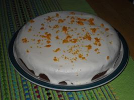 Carrot cake by Gallerica
