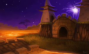 DAY 145. Spyro - Fireworks Factory (40 Minutes) by Cryptid-Creations