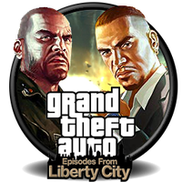 Grand Theft Auto IV EFLC Icon by danilote1234