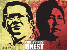 Philippines' Finest by antworksdigital