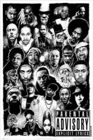 Ancient Rappers... by xHeroess