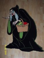 SNOW WHITE WITCH 2 by DeadDog2007