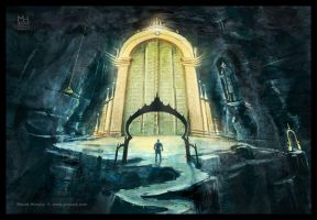 Gate of Secrets by Prasa