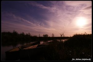 Narew river by SokolMeister