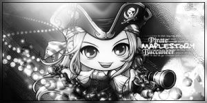 Maplestory Pirate by MrStaz2