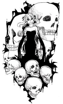 Skulls and Blood by Z-Raid