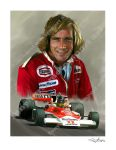 James Hunt by tonyhurst