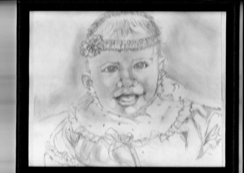 myself- as a baby by 2scared2try