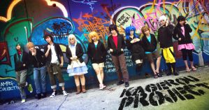 Kagerou Project - Hoody Ver. by 0Ristelle0